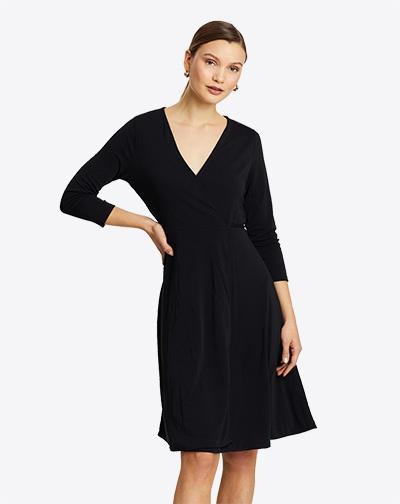 Florence Shirring Midi Dress